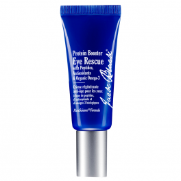 Crema de contorno de ojos Jack Black Protein Booster Eye Rescue, 15 ml